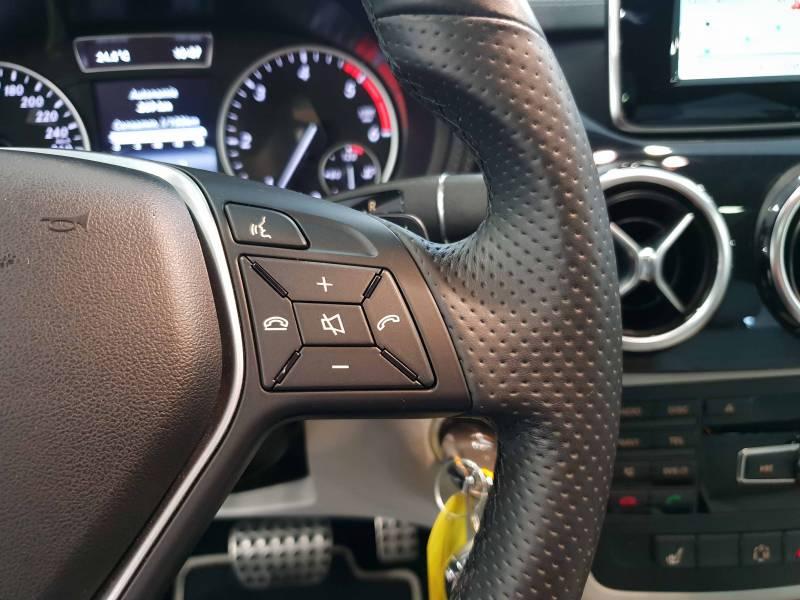 2014 Mercedes B-Klasse W246 (2012) plein