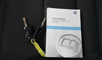 2014 Volkswagen Golf 7 (2012) plein