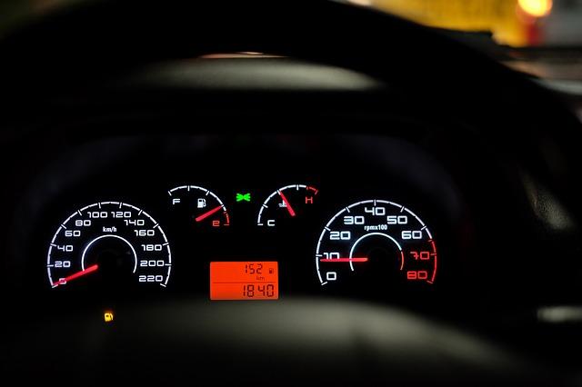 Kilométrage voiture d'occasion