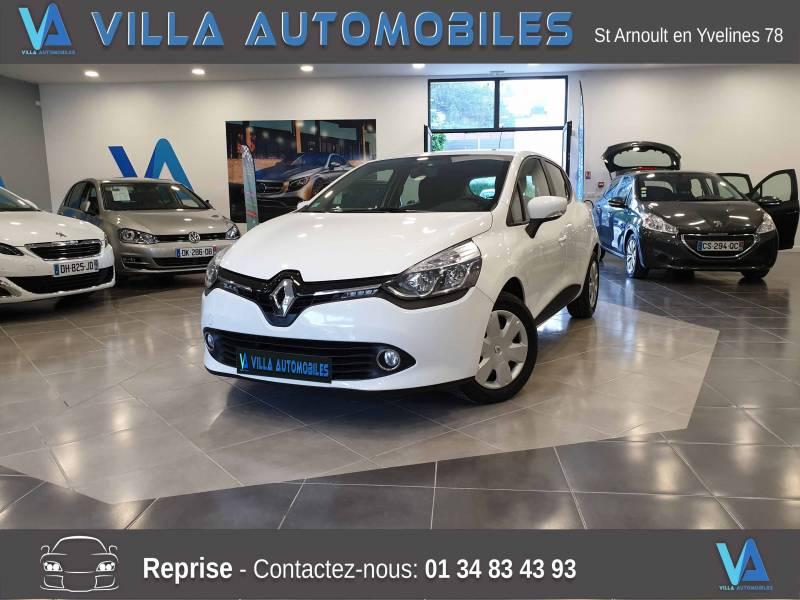 Renault clio société d'occasion
