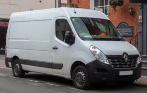 Fourgon d'occasion : Renault Master
