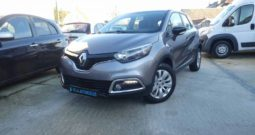 2016 RENAULT CAPTUR BUSINESS