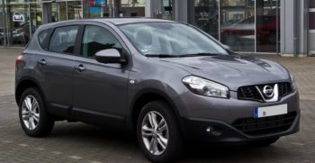 Nissan Qashqai croosover d'occasion