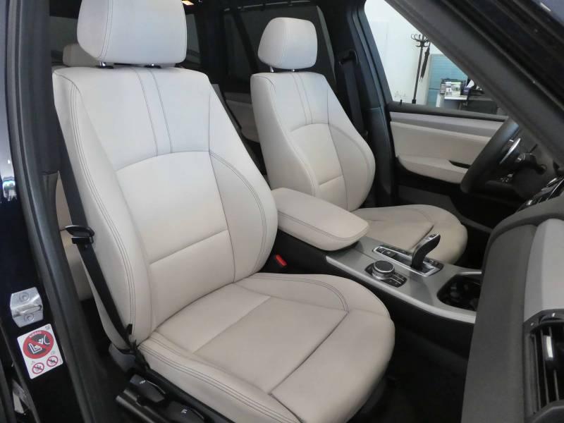 2017 BMW X3 F25 LCI plein