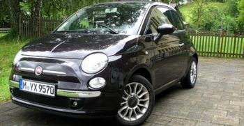 Fiat 500 d'occasion
