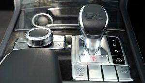 levier de vitesse boite automatique